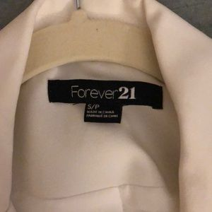 Forever 21 Jackets & Coats - Forever 21! Never worn! White two button blazer